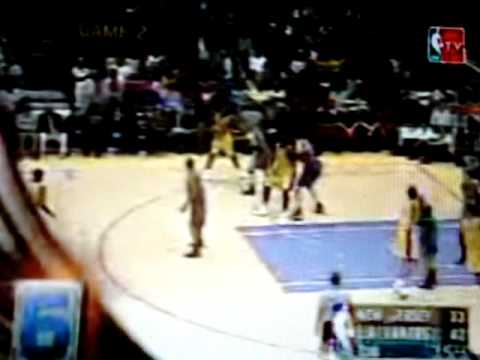 Top 10 Plays of the NBA Finals-2002