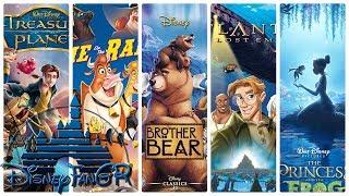 Οι πιο υποτιμημένες ταινίες της Disney