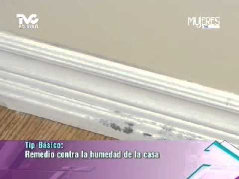 Remedio Contra la Humedad de la Casa (METVC) - YouTube