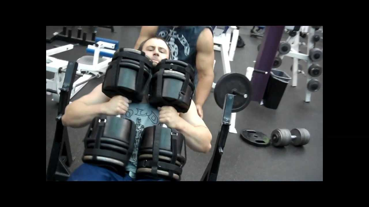 Finally Add Up To 100 Lbs To Dumbbells Using Your Own