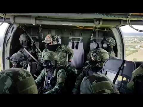 UH-60L ฝึกร่วม นสศ&ศบบ