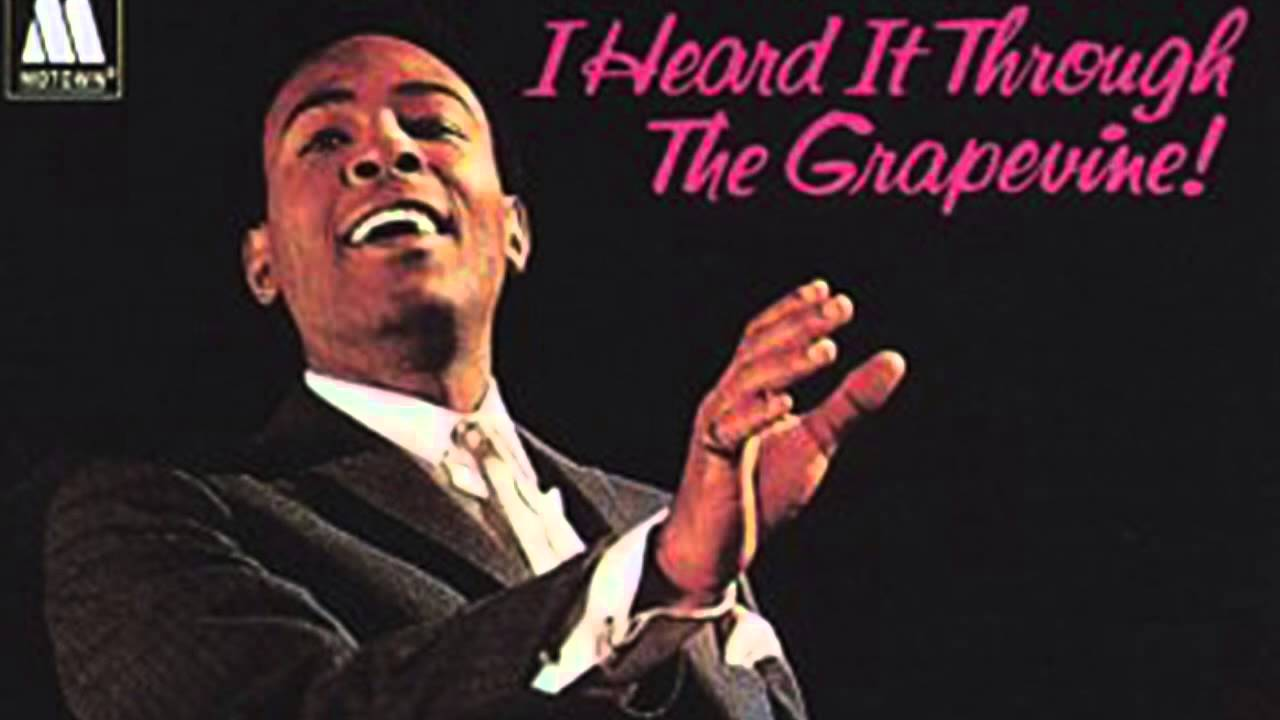 Image result for marvin gaye i heard it through the grapevine album