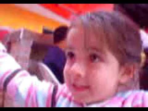 Video 01-16Feb10 Sofía y Samantha en Celaya primer encuentro