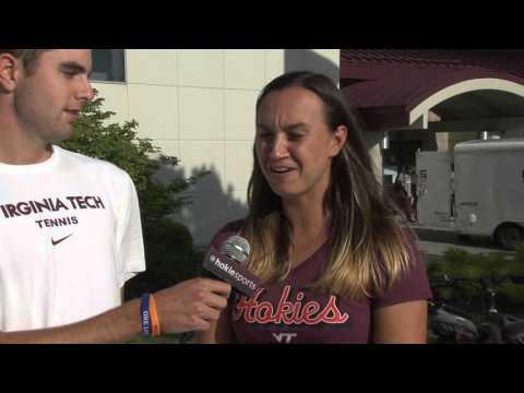 Student Athlete Q&A: Joao Monteiro and Raluca Mita