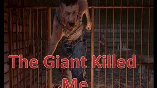 The Giant (Leroy, Sloth Big Guy) KILLED Me, New Use: Black Ops 2 Buried Zombies: