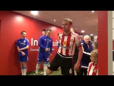 Behind The Scenes: Sunderland v Chelsea