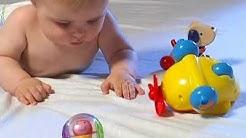 Lapsen kehittyminen: Lapsen kehitys 8 kk (Niko)
