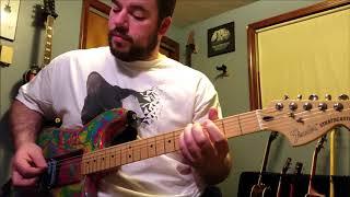Blink 182 - Asthenia (Guitar Cover)