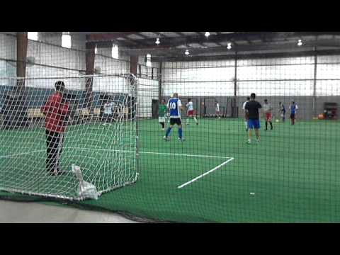 Sports Doctor Athletics- Indoor Soccer 6 v 6 June 1, 2013