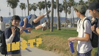 """Venice Beach reacts to Lil Nas X """"Old Town Road"""" 
