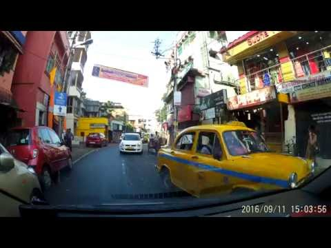G.T. Road - Bally To  Rishara - Narrow & Congested Single Carriageway (1080p 60 fps)