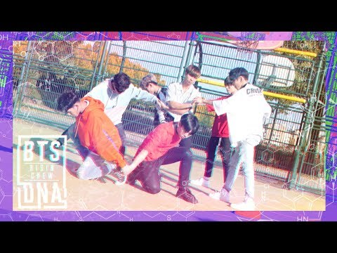 BTS (방탄소년단) - DNA dance cover by RISIN' CREW from France (boys ver.)