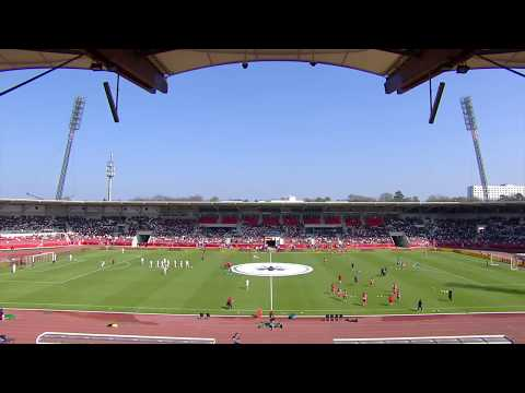 Canada Soccer's Women's National Team International Friendly v Germany 9 April 2017