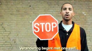 STOP THE VIOLENCE Promo(Willem de Bruin)