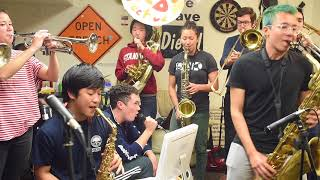 Feel it Still - Portugal. The Man (Brass Band Cover)
