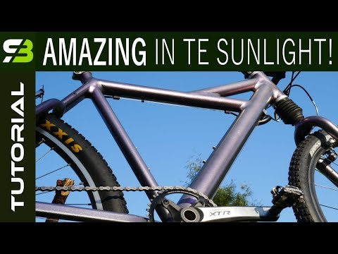 Forget The Paint - Plasti Dip Your Bike! Tutorial