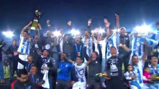 SCCL 2016-17: CF Pachuca vs Tigres UANL Highlights