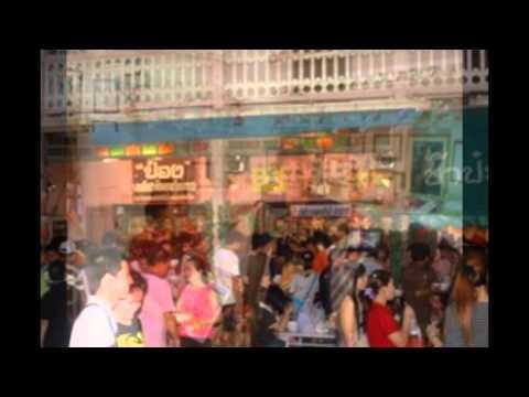 ป้าป๋อง ขนมจีนชื่อดัง เมืองลำปาง Papong Restaurant Lampang Thailand