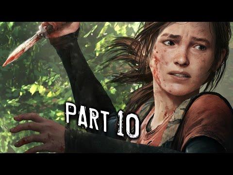 The Last of Us Remastered Gameplay Walkthrough Part 10 - Forsaken (PS4)