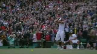 The Best Most Dramatic Moments in Modern Tennis History (HD)