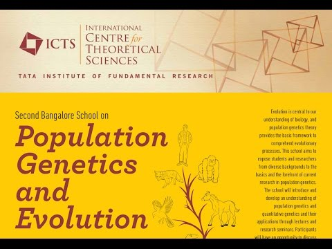 Population genomics by Wolfgang Stephan
