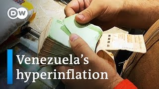 Can Venezuela's Maduro government tackle hyperinflation? | DW News