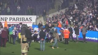 Andonline PO1 Charleroi - Anderlecht Allez Allez Ho Ho