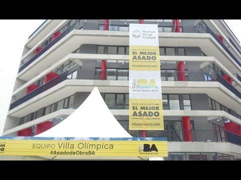 """<h3 class=""""list-group-item-title"""">""""Cosas que pasan"""" desde la Villa Olímpica</h3>"""