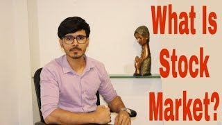 What is stock market? | investing supervision | sunil gurjar | invest with patience |