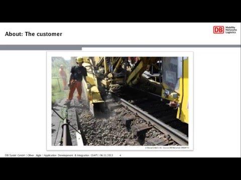 CD219 at SAP TechEd 2013: Agile custom ABAP development