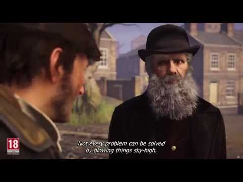 Assassin's Creed: Syndicate - PS4 trailer