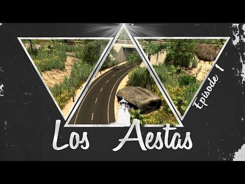 Cities Skylines: Los Aestas | Episode 1 | City Foundations