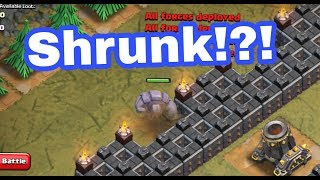 Clash of Clans | Shrink Spell Leaked In Goblin Map?!?