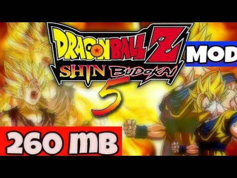 How-to-download-dragon-ball-z-shin-budokai-5-for-psp tagged