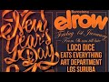 Los Suruba @ El Row, Barcelona (New Year's Day 2016)