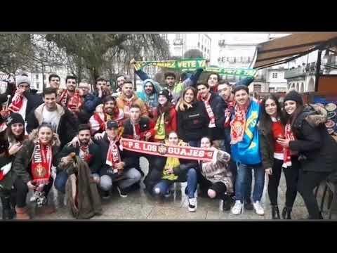 La 'Mareona' toma las calles de Lugo