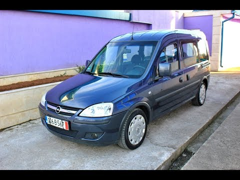 Opel Combo 1.6CNG 94hp 2006