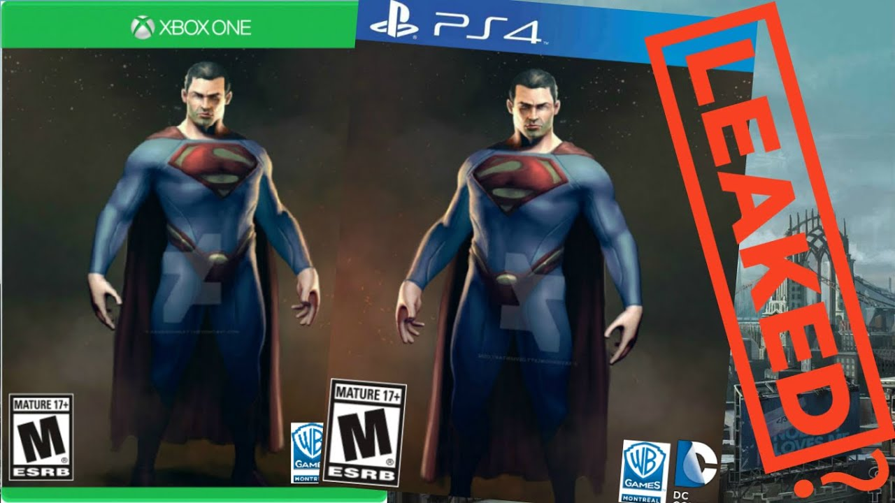 game supermen