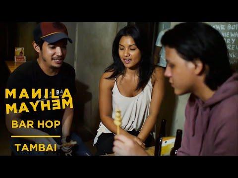 BEST Yakitori Street Food in Manila - BAR HOP   Tambai