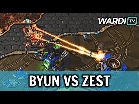 ByuN vs Zest - WardiTV Spring Championship Group Finale! (TvP)