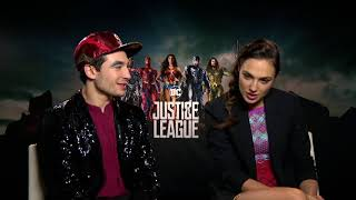 Gal Gadot talks to Harkins Behind the Screens
