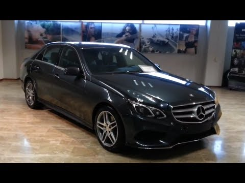mercedes benz e class 2014 amg in depth review interior. Black Bedroom Furniture Sets. Home Design Ideas