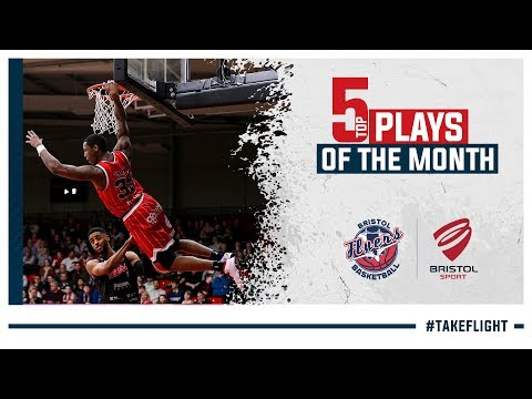 Top 5 Plays of the Month: January 2019