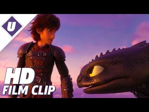 How to Train Your Dragon: Hidden World - Official Clip | NYCC 2018