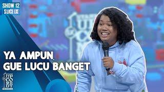 Download lagu Stand Up Marshel: Ya Ampun, Hari Ini Gue Lucu Banget - SHOW 4 BESAR | SUCI IX