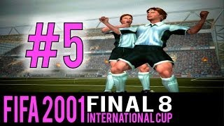 BM Fifa 2001 International Cup FINAL (HD Gameplay PS2)