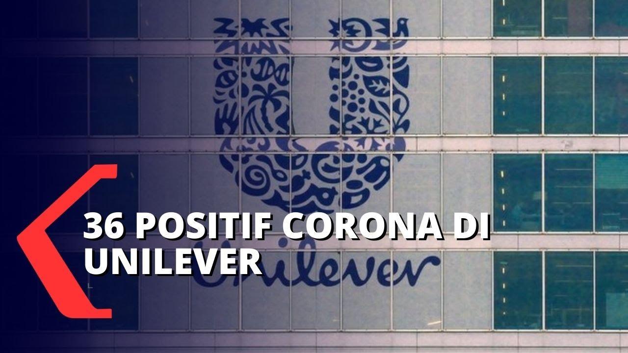 Cluster Unilever, 36 Positif Covid-19 - KOMPASTV