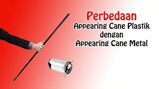 Perbedaan Antara Appearing Cane Plastik dan Appearing Cane Metal | Dimen Shop Mp3