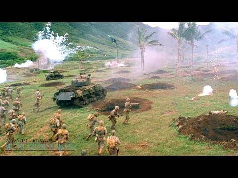Windtalkers |2002| All Battle Scenes [Edited] (WWII June 15, 1944) from YouTube · Duration:  18 minutes 6 seconds