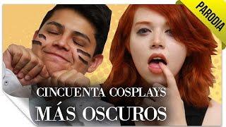 50 Cosplays Más Oscuros | PARODIA: Cincuenta Sombras Más Oscuras | QueParió! thumbnail
